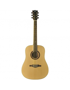 CHITARRA ACUSTICA ELETTRIFICATA EKO ONE D NATURAL REFURBISHED