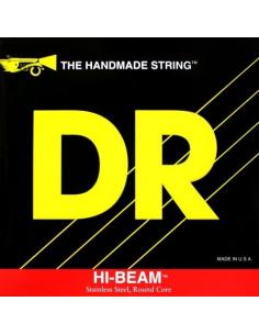 Set di corde muta per basso elettrico Dr hi beam 45 105 mr-45