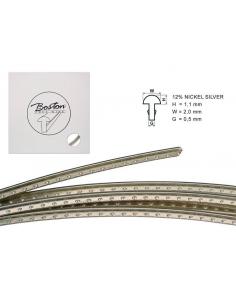 Tasti frets tipo vintage stratocaster e telecastee 6200 filo Boston FW-1120052