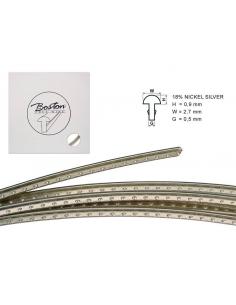 Tasti frets 5m stratocaster telecaster les paul sg filo Boston FW-0927058