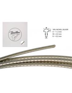 Tasti frets 5m stratocaster telecaster les paul sg filo Boston FW-1329058