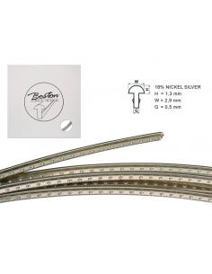 Tasti frets 5m stratocaster telecaster les paul sg filo Boston FW-1329068
