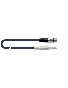 cavo QuikLok canon xlr (F) jack 5 metri cavo microfonico mx777-5