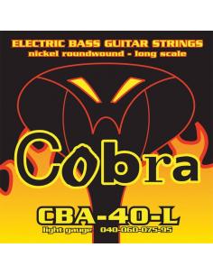 Corde per basso elettrico Cobra 40 95 extra light cba-40-l