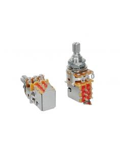 Potenziometro push pull da 500 k ohm lineare chitarra o basso Alpha ALPP500-B53