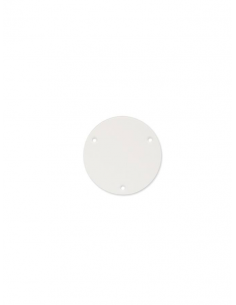 Piastra vano selettore tipo Gibson Les Paul bianco white switch plate p-101-w