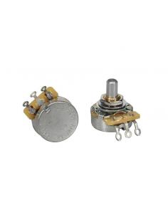 Potenziometro CTS FENDER 250k audio log solid shaft cts-a57 per chitarra o basso