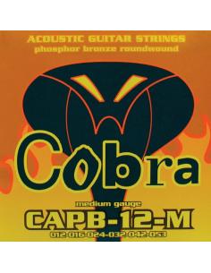 Muta set di corde chitarra acustica Cobra