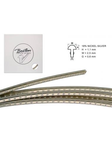 Tasti frets tipo vintage stratocaster e telecastee 6170 filo Boston FW-1125068