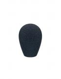 Cuffia spugna parasoffi per microfono nera overhead MWS-50