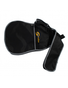Custodia Borsa Soundsation per basso elettrico nero grigio sbg-10-eb b423b