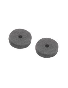 Feltrino per supporto x-drum terminale hi-hat 2 pezzi batteria drum fth1