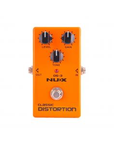 Pedale effetti distorsione analogico Nux DS-3 per chitarra o basso