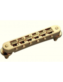 Ponte per chitarra elettrica Tune o matic cordiera Schaller doratosc530406