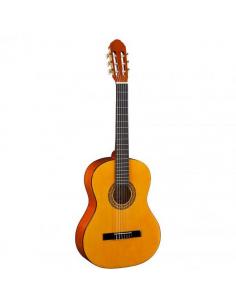 Chitarra classica Toledo PRIMERA SPRUCE 3/4 con custodia 34-NT