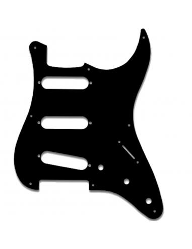 Battipenna Chitarra Elettrica Fender Stratocaster Nero SP-1B